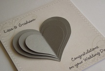 Wedding cards / handmade wedding cards