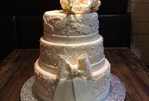 Свадебные торты / Свадебные торты на заказ в Воронеже по индивидуальному дизайну. Натуральные ингредиенты! Бесплатная доставка!