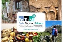 FETUMI 2016 / Primera Feria de Turismo Minero en Asturias.