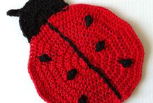 Crocheted  -- Dishclothes
