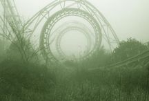 Beautiful abandoned places and ghost towns