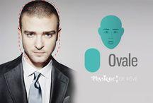 visage tous savoir (coiffure, forme, entretiens) / on décris les visages et on essais d'améliorer le notre