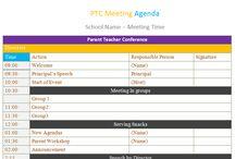 Agenda Templates - Dotxes / Agenda Templates to Improve Your Meetings