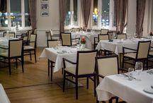 Restaurant GeistReich, Bar und Palmengarten  / Unser Restaurant GeistReich in Bielefeld steht für stilvolle, gehobene Küche für jedermann. Überzeugen Sie sich selbst: Unser Küchenteam wird Sie im GeistReich  mit frischen saisonalen und regionalen Produkten nach allen Regeln der Kunst verwöhnen. Wir freuen uns auf Ihren Besuch!