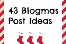 Blogmas Ideas