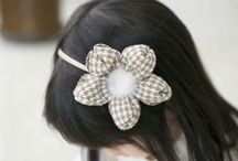 Craft Ribbon / Hair clip / hair band / diy ribbon