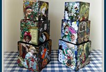 Collage Tutorials & Decoupage Tutorials, Video's and How-to's / I love collage and love creating mixed media & collage pieces.  If you do, too here's a few tutorials, video's and how-to's that may be helpful.