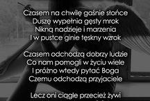 cytaty,mysli,wiersze