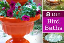 Bird Baths / by Heartland Farm