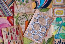Art journals / Art journals