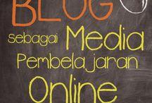 Buku Mengelola Blog Sebagai Media Pembelajaran Online / Buku Mengelola Blog Sebagai Media Pembelajaran Online dapat dibeli disini dengan harga terjangkau