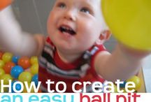 Fun Ideas for Toddlers at Home