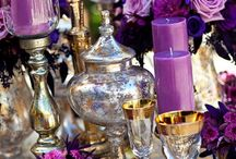 Amazing Purple Weddings