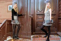 Fashion Week Poland / My stylizations from Fashion Week Poland :)