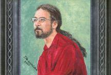 Felicja Musioł-Kozielska miniature portraits