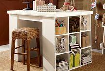 Organizing ideas / by Rox-Ann Crawford