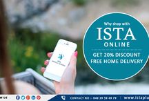 #Why #shop #with #ISTA #online