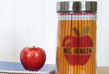Teacher gifts / by Tammy Meghani