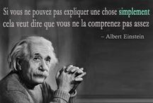 Einstein's quotes