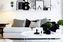 Black&White Decoration