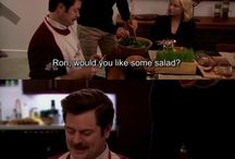Ron Effing Swanson / An ode to a great man.