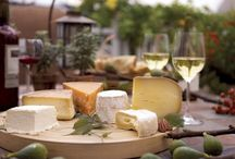Wine & Cheese! The Perfect Pair!