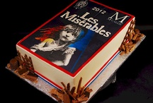Theatre Cakes / Pretty cool theatre related cakes.