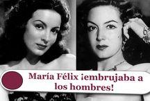 Sobrino nieto de María Félix la desenmascara ¡embrujaba a los hombres!