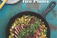Recipes - Meals for Two