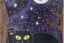 My Etsy Shop - Three Cats Graphics