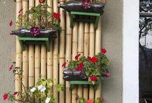 Jardim c bambu