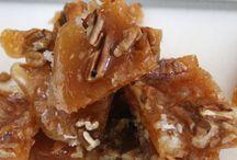 Candy / Butter Pecan Crunch Candy