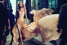 Vogue / High fashion images and magazine covers