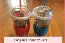Teacher gifts / by Sarah