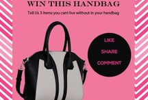 PreciousBags Competition Time / Do not miss out on our fantastic competition.s