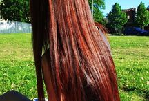 Red hair / by Amanda Leopardi