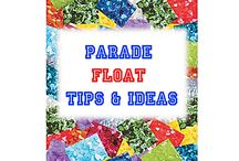 Parade float ideas / Floats / by Teresa Shewell