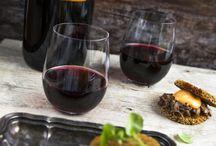 Ruokaa ja viiniä
