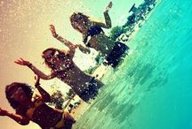 summertime <3 / by Ruby Ruiz