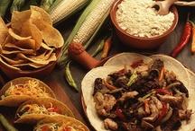 Comida y Bebida - Mexican Food and Drink