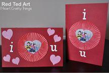 Valentine's Day Crafts / by Alicia Eyer