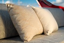 Extex Outdoor living / Luxury Outdoor fabrics by Extex