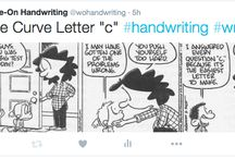 Tweets! / #handwriting tweets