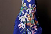 Wardrobe Architect  - core style / My style - fresh, vibrant, ecclectic, feminine