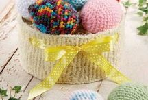 crochet / by Heather Stonecipher