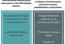 """Pensar fuera de la caja. / Pensar fuera de la caja (think outside the box) significa generar ideas más allá de los parámetros mentales convencionales; es decir, pensar creativamente y crear soluciones originales para la resolución de problemas. A esta expresión se le suma el """"pensamiento lateral"""" de Edward de Bono y el """"pensamiento divergente"""" de Joy Paul Guilford, referentes destacados en temas de creatividad e innovación."""