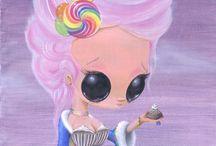 Sugar Fueled Pop Art