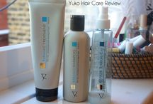kokoro G Shampoo , Treatment and Repair Through / by YUKO Hair Straightening