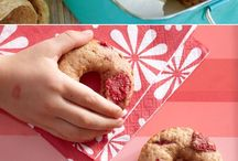 SNACKS / SNACK IDEAS AND RECIPES FOR KIDS AND FAMILIES.  SCHOOL SNACKS.