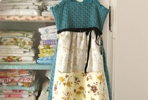 aprons old and new / by Marnie Loken